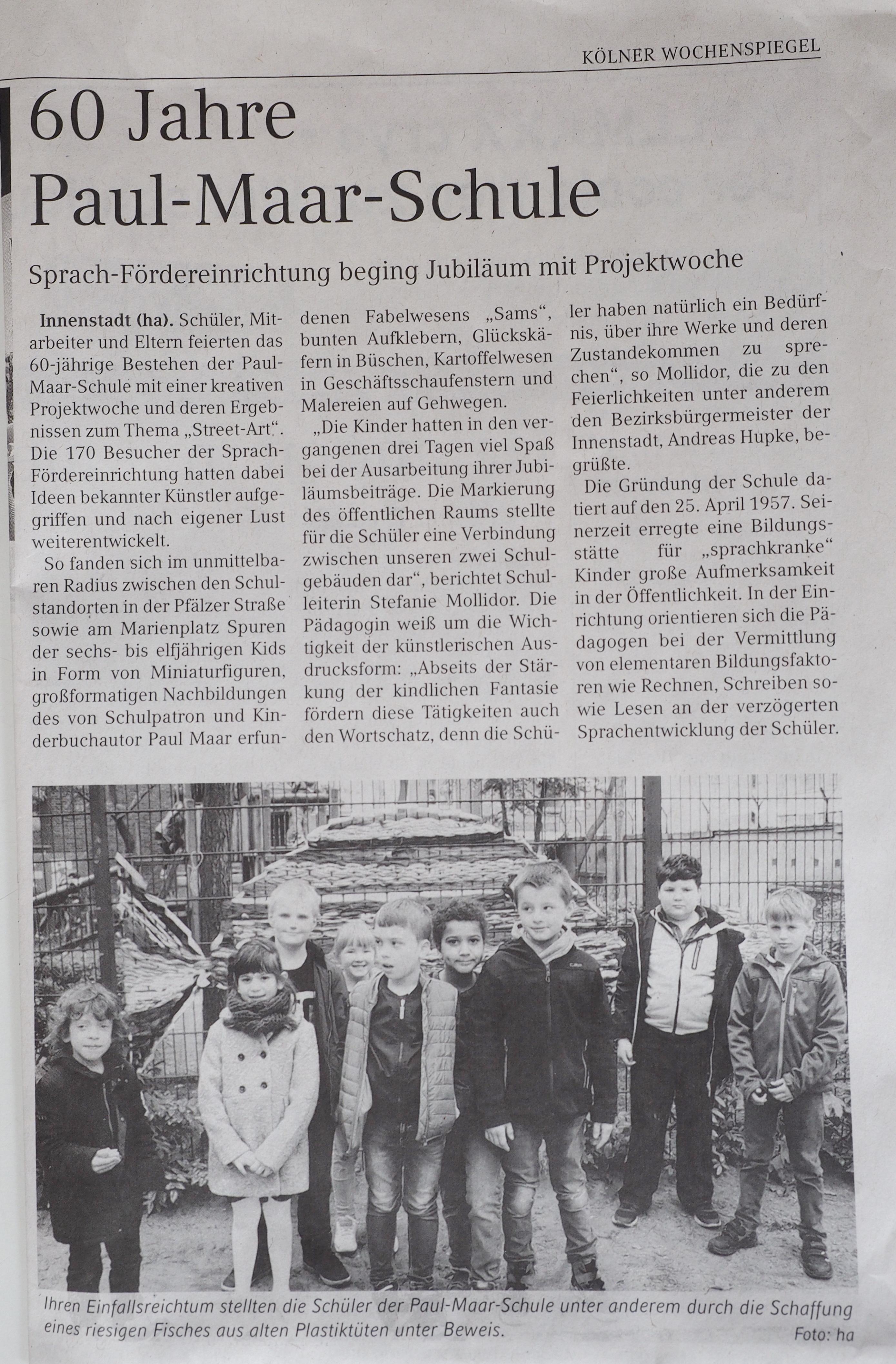 Paul Maar Schule Köln